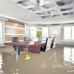 Flooded office building: MaxFilings Small Business News Blog