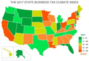 2017 tax climate