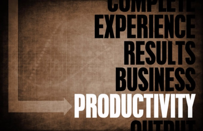 Abstract productivity concept: MaxFilings Business Management Blog