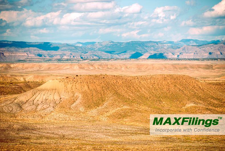 Utah mountain landscape