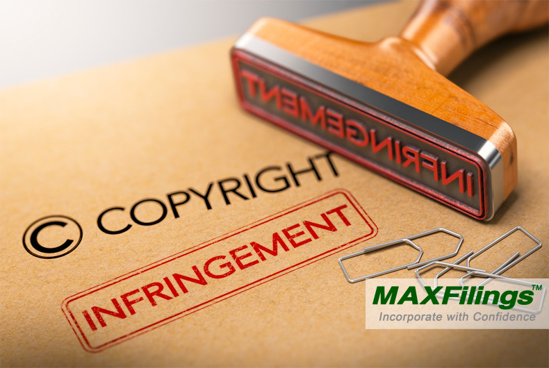 website copyright law