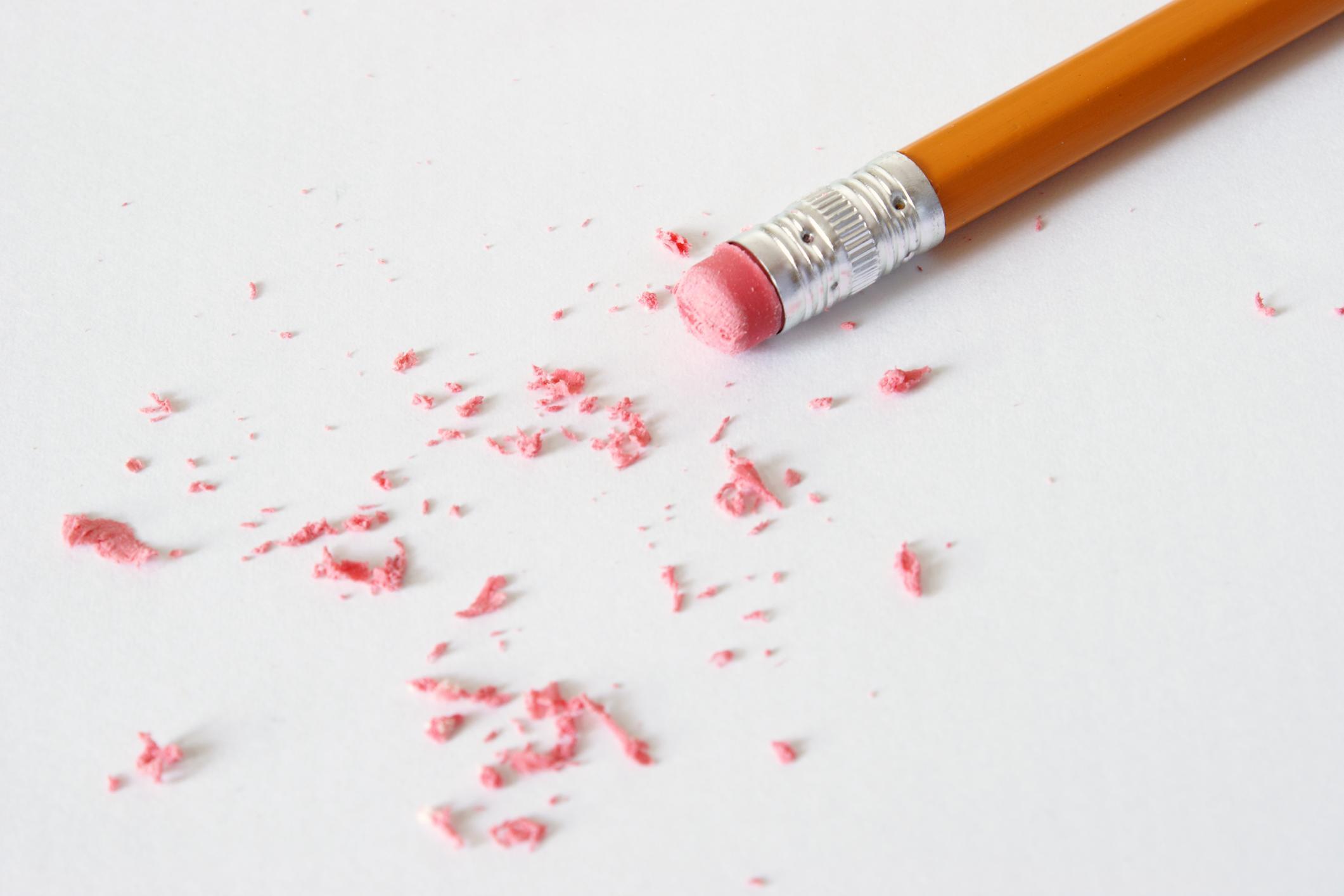kneaded eraser
